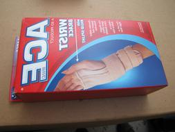 ACE Wrist Brace with Rigid Splint, Large