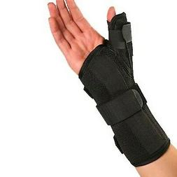 Therapist's Choice® Wrist Brace with Spica Thumb Support, U