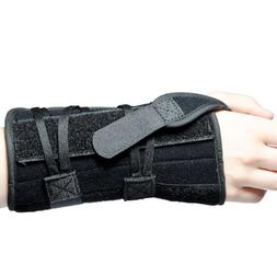 Wrist Brace U2 Lacing Support Universal Size Left Hand