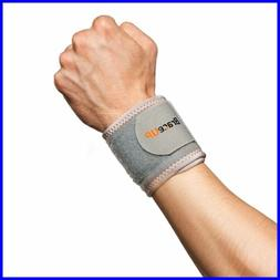 Braceup Wrist Compression Strap & Support One Size Adjustabl