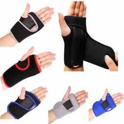 Wrist Guard Band Brace Support Carpal Tunnel Sprains Strain
