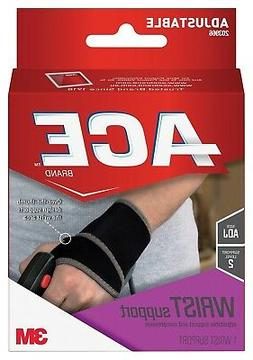 ACE Wrist Support 3M Adjustable Right /Left Wrist Odor Resis