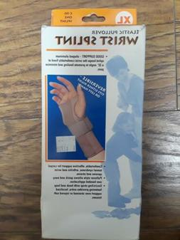 Wrist Support Elastic PullOver Splint Brace Right and Left H