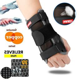 Wrist Support Hand Brace Carpal Tunnel Splint-Arthritis Prot