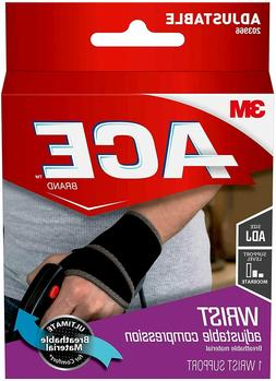 wrist support moderate support one size adjustable